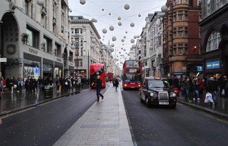 לונדון 2040: איך תראה הבירה הבריטית בעתיד?