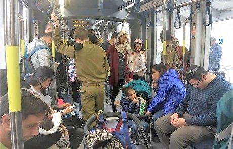 תחבורה ציבורית: אויב או חבר?