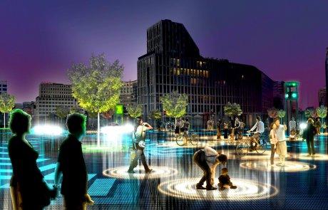 איך בונים ערים חכמות: מלמטה או בפיקוח מלמעלה?
