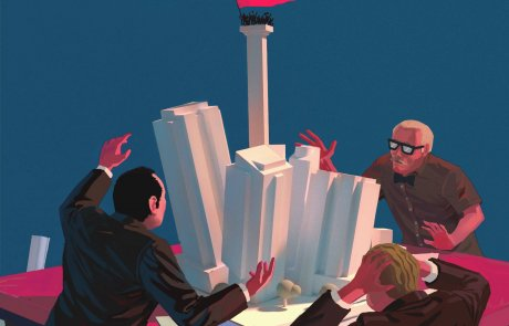 האם הפוליטיקה העירונית יכולה לשנות את העולם?