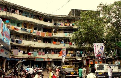 צורת מגורים בסכנת הכחדה: מגורי הצ'ול במומבאי